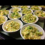 デパ地下風ブロッコリーと卵のツナマヨサラダ