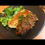 鶏モモ肉のパリパリステーキ