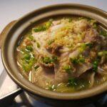 二郎系肉野菜鍋