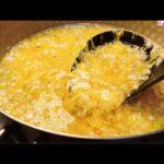 至高のたまごスープ